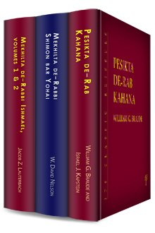 JPS Classic Midrash Collection