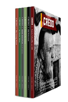 Credo Magazine (6 issues)