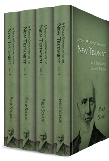 A Popular Commentary on the New Testament (4 vols.)