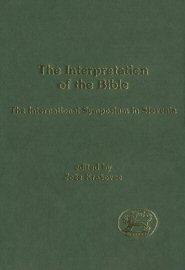 The Interpretation of the Bible: The International Symposium in Slovenia