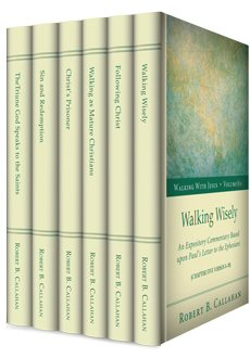 Walking with Jesus: An Expository Commentary Based upon Paul's Letter to the Ephesians (6 vols.)