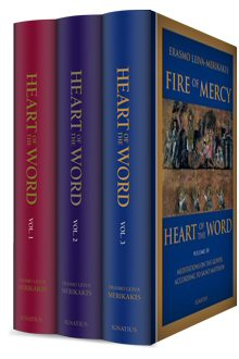 Fire of Mercy, Heart of the Word (3 vols.)