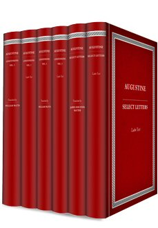 Augustine's Confessions and Select Letters (6 vols.)