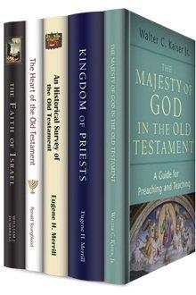 Baker Old Testament Studies Collection (5 vols.)