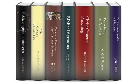 Baker Preaching Collection (7 vols.)