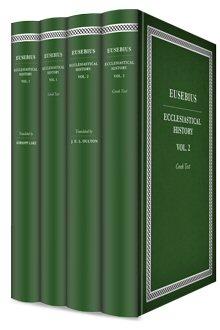 The Ecclesiastical History (4 vols.)