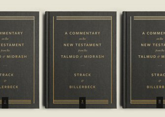 Commentary on the New Testament from the Talmud and Midrash (3 vols.)