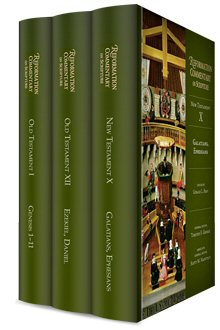 Reformation Commentary on Scripture (3 vols.)