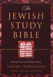 The Jewish Study Bible