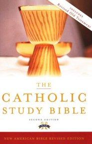 Catholic Study Bible, 2nd ed.