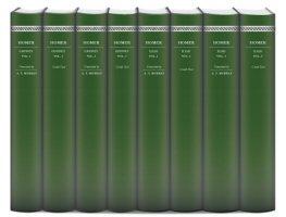Homer's Iliad and Odyssey (8 vols.)