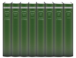 Homer's Iliad and Odyssey (8 vols.)