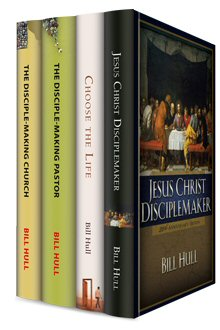 Bill Hull Discipleship Collection (4 vols.)