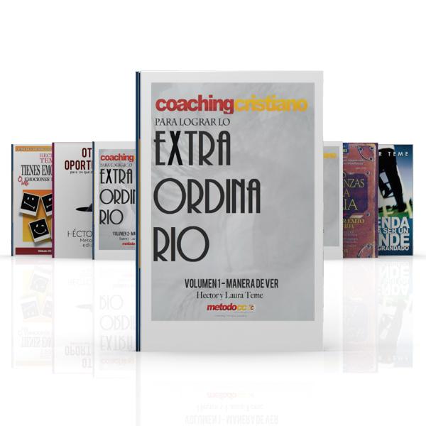Colección Coaching Cristiano (7 vols.)