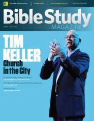 Bible Study Magazine—March–April 2013 Issue
