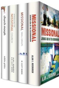 Allelon Missional Series (4 vols.)