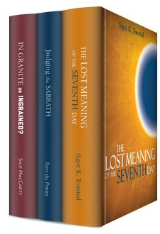 Andrews University Press Sabbath Studies Collection (3 vols.)