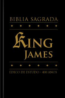 Sagrada Biblia: King James Atualizada (Portuguese-Brazilian) (BKJ)