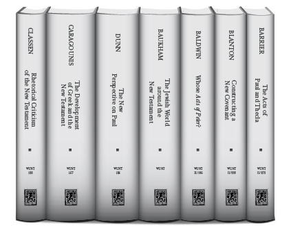 Academic Studies on the New Testament (7 vols.)