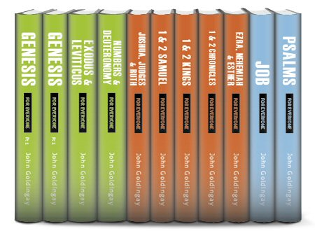 Old Testament for Everyone Series (11 vols.)