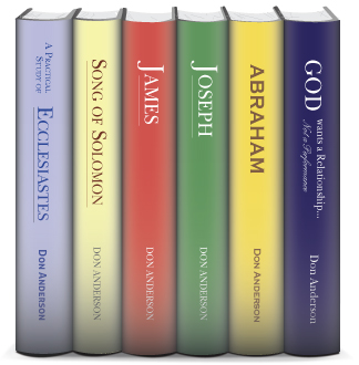 Bible Studies and Biblical Characters Collection (6 vols.)