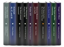 Biblical and Judaic Studies from the University of California Series (10 vols.)