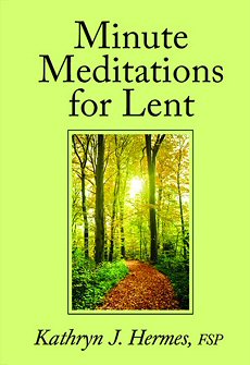 Minute Meditations for Lent