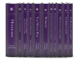 The Mystical Works of Evelyn Underhill (11 vols.)