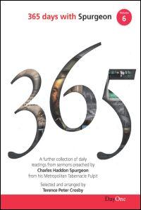 365 Days with Spurgeon, vol. 6