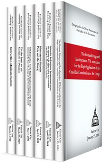 Congregation for Divine Worship and the Sacraments Collection (6 vols.)