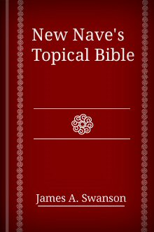 New Nave's Topical Bible 2.0