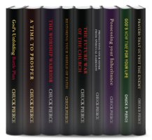 Chuck D. Pierce Collection (9 vols.)