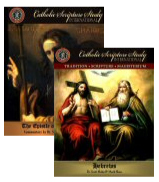 Catholic Scripture Study International: Hebrews & James Studies (2 vols.)