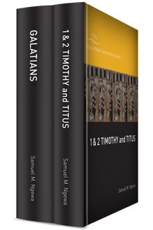 Africa Bible Commentary Series (2 vols.)