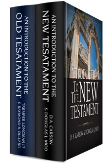 Zondervan Old and New Testament Introduction (2 vols.)