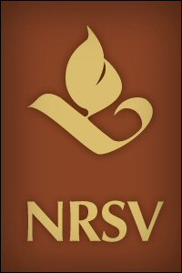 The New Revised Standard Version Bible (NRSV)