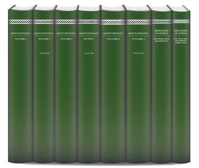 Greek Satirist Collection (8 vols.)