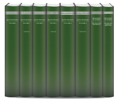 Greek Satirist Collection (8 vols.)
