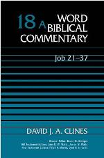 Word Biblical Commentary, Volume 18A: Job 21–37