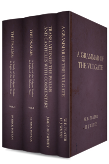 Translation of the Vulgate Collection (4 vols.)