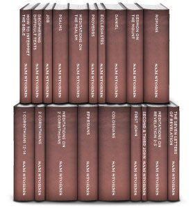 Sam Storms' Biblical Studies (20 vols.)