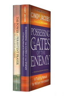 Cindy Jacobs Collection (3 vols.)