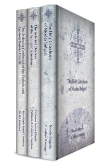 Confessions and Catechisms of the Orthodox Church (3 vols.)