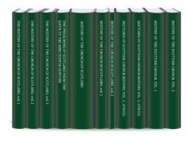 Classic Studies on Scottish Church History (11 vols.)