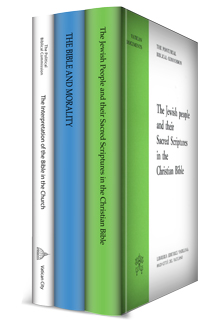 Pontifical Biblical Commission Collection (3 vols.)
