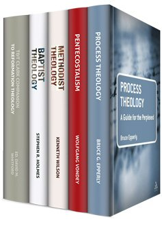 T&T Clark Studies in Theological Systems (5 vols.)