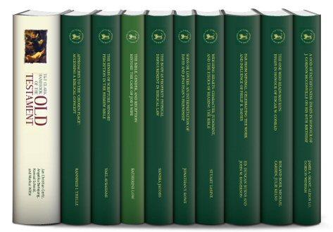 T&T Clark Topics in Old Testament Studies (10 vols.)