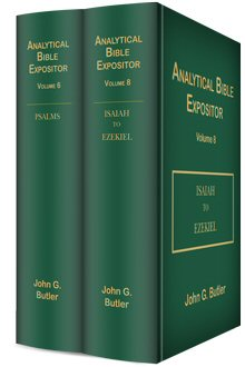 Analytical Bible Expositor: Psalms, Isaiah to Ezekiel (2 vols.)