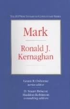 The IVP New Testament Commentary Series: Mark