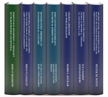 T&T Clark Studies in Ecclesiology (7 vols.)